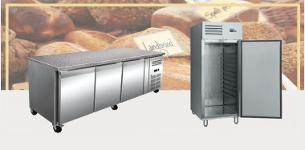 Equipements pour boulangerie pâtisserie