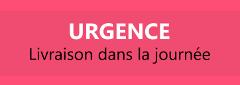 Urgence livraison